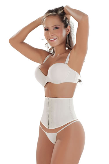 54b051480a Waist Cincher  it s proven that waist cinchers and vests girdles help  tighten the muscles and get rid of excess fat from the tummy area.